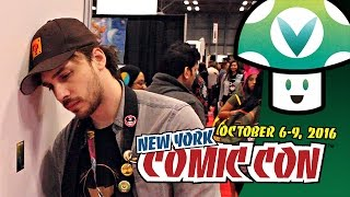 [Vinesauce] at NY Comic Con 2016
