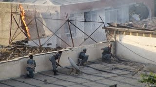 Taliban-Pakistan ISI kill 256 at Afghan army HQ in Mazar-i-Sharif