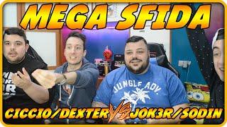 MEGA SFIDA A FIFA 16 !!! J0k3R & SODIN vs CICCIO & DEXTER !