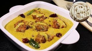 How To Make Panjabi Khari/Kadhi Pakora Traditional Style (Authentic)