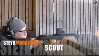 Steyr Mannlicher  Scout caliber .308 win