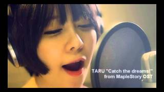 Taru (타루) - Catch your dreams! Original Ver. (Maplestory OST, 이리나밴드, 프렌즈스토리)