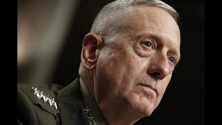 WATCH: Defense Secretary James Mad Dog Mattis testifies to the House Armed Services Committee.