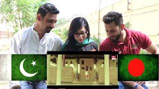 PAKISTAN REACTION on | Habib Wahid Song | Moner Thikana
