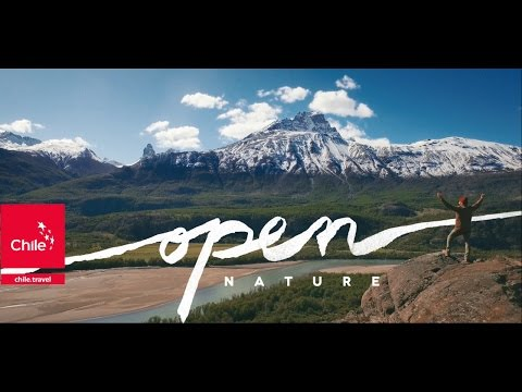 Chile Tourism Spot Chile Open Nature