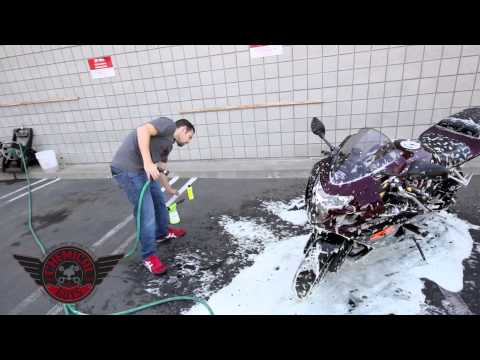 Xxx Mp4 Foam Blaster 6 Foam Gun Chemical Guys Car Wash Detailing Car Care GSXR 750 3gp Sex