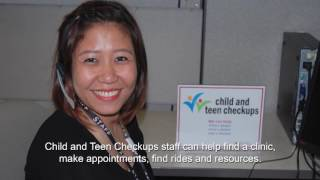 Child and Teen Checkups yog rau menyuam kawm ntawv (VG2 2016)