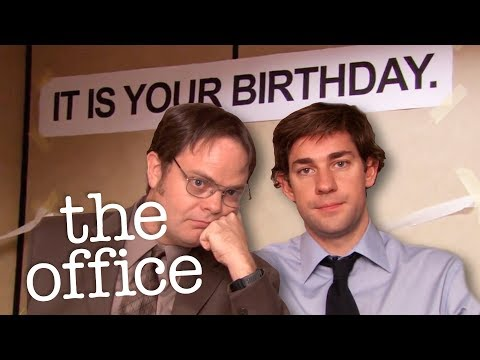 Jim & Dwight s Party Planning The Office US