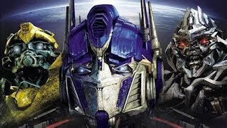 Transformers 1(Music Video)_Linkin Park - What I've Done