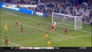 NCAA Women's College Cup Championship: USC 3, WVU 1 - Highlights 12/4/16