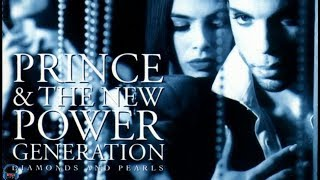 Prince Diamonds and Pearls (Instrumental Karaoke version) with lyrics