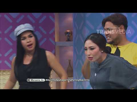 BROWNIS TONIGHT - Aksi Kocaakk Host, Ayu Dewi, Melaney & Tyson (26318) Part 3