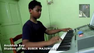 Subir Majumdar's Student Anubhab is playing