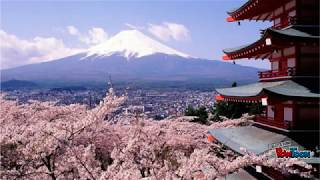 THE TOP 10 MOST BEAUTIFUL VOLCANOES