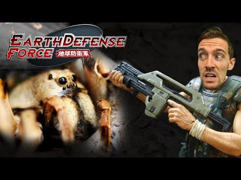 Xxx Mp4 PEST CONTROL Earth Defense Force 4 1 Gameplay Part 7 3gp Sex