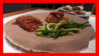 Healthy food: home made lentils (ዓደስ) ንቀደም በሉ!