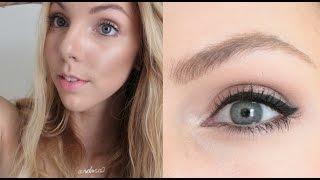 Mes sourcils - Tutoriel (Demonstration + Explications)