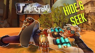 Junkertown Hide & Seek [Overwatch]