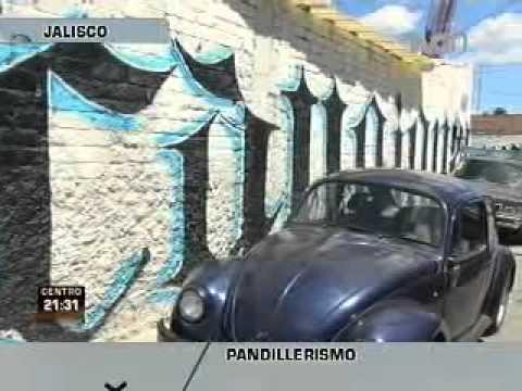 Pandillerismo en Guadalajara
