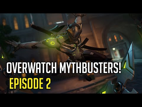 Overwatch Mythbusters - Episode 2