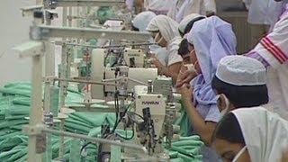 Trade rules and cheap Bangladeshi clothes