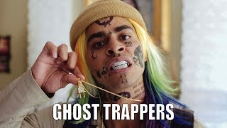 GHOSTTRAPPERS | David Lopez