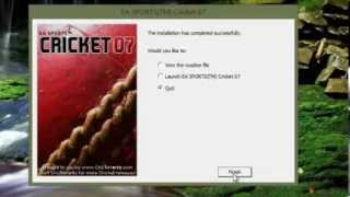 How to get EA SPORTS CRICKET 2007 full PC Game for free on windows