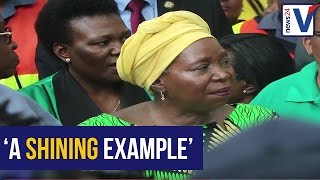 ANCYL NEC says they are proud of Nkosazana Dlamini-Zuma