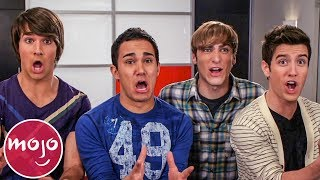 Top 10 Unforgettable Big Time Rush Moments