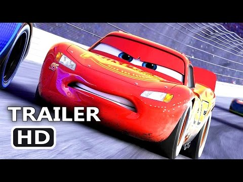 CARS 3 Official Trailer 2 2017 Animation Movie HD