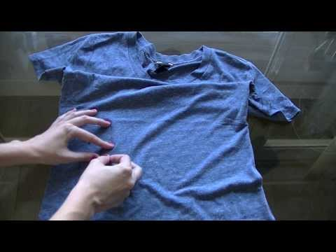 5 ideas para customizar camisetas 3 Transparencias