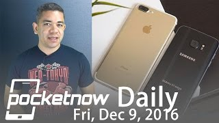 iPhone 7 grows market share, Galaxy Note 7 end of life & more - Pocketnow Daily