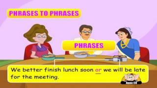 English Grammar - Conjunctions