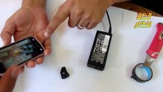 كيف نحول كاميرا الهاتف الى كاميرا احترافية تصور ادق التفاصيل - قناة افكار المدهشة