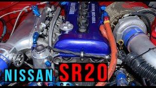BEST Nissan SR20 turbo sound compilation