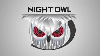 Night Owl - 3MP HD Wired Infrared Cameras & DVR Home Security Solution
