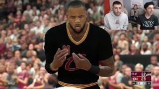 $100 BET NBA 2k vs FaZe RUG!