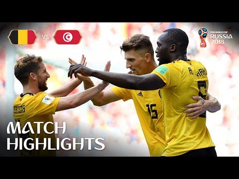 Xxx Mp4 Belgium V Tunisia 2018 FIFA World Cup Russia™ Match 29 3gp Sex