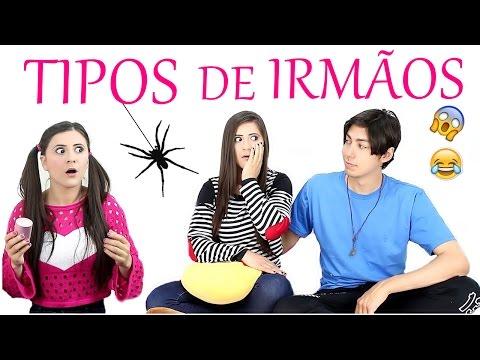 TIPOS DE IRMÃOS
