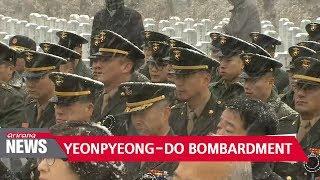 S. Korea commemorates those killed by N. Korea