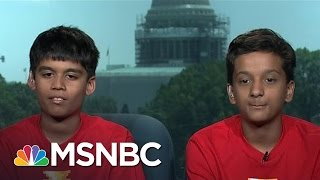National Spelling Bee Winners Show Their Smarts | MSNBC