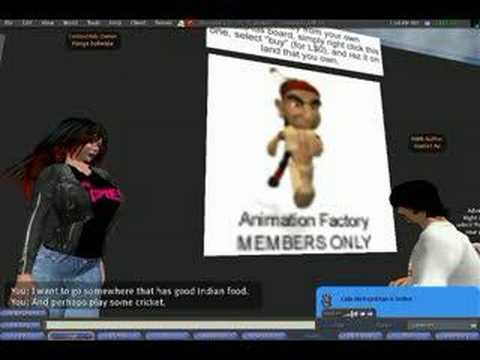 Contextual Ads in SL