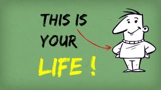 This is your life ...animated video on Motivation !