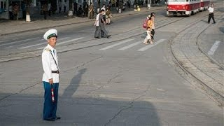 Streets of North Korea: GoPro Video Roadtrip in Pyongyang