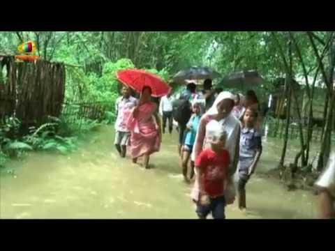 Xxx Mp4 Wedding Under Flood Water In Gohpur Assam Mango News 3gp Sex