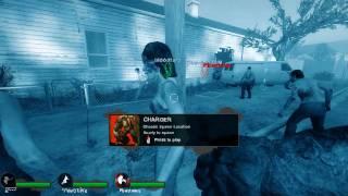 Left 4 Dead 2 - The Parish Versus Gameplay 23