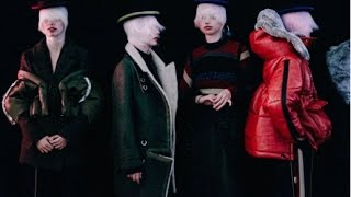 Chatty Fall Winter 2017 Collection | Prague Fashion Week
