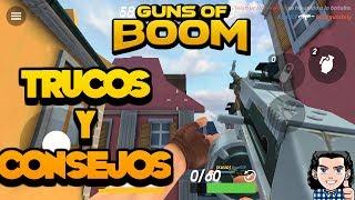 Guns Of Boom   Como Tener Muchos Créditos Y Oro  Trucos Y Consejos En Español!!