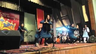 Ore Nil Doriya - Rag Day Performance by vnc'16