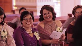 NST Pictures Philippines Same Day Edit | Wedding Videography